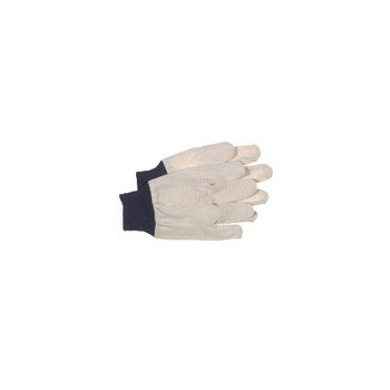 Cotton Work Gloves - Small