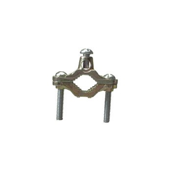 "Ground Clamps For Bare Wire, 1/2"" to 1"""
