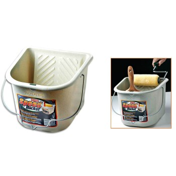 SpeedBucket™  Paint Bucket ~  1/2 Gallon Capacity