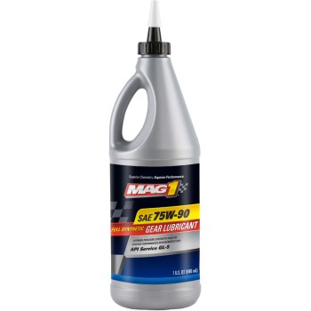 64378 Qt 75w90 Flsyn Gear Oil