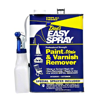 Easy Spray Paint & Varnish Remover ~ Gallon