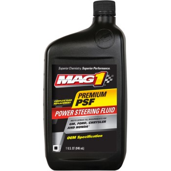62661 Qt Oem Power Steer Fluid