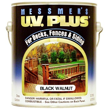 Stain, UV Plus ~  Black Walnut/1 Gallon