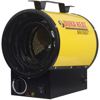 Portable Forced Air Heater, 240 Volt