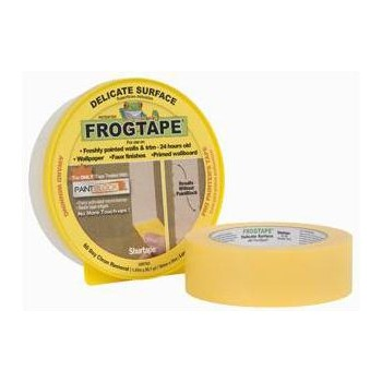 "Frog Tape ~ Gold, 1.5"" x 60 yd."