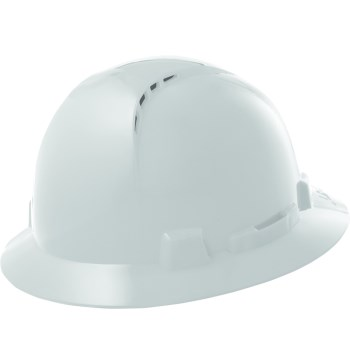 Hbfc-7y Gy Vented Hard Hat