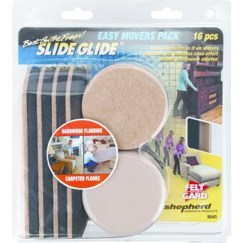 16pc Furniture Slide Pack