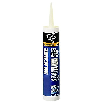 Silicone Sealant, General Purpose ~ Almond
