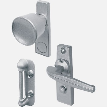 Al Tulip Knob Latch Set