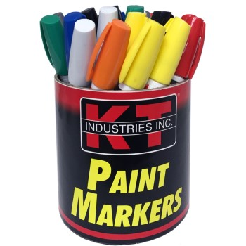 Liquid Paint Markers ~ Assorted Color Pack