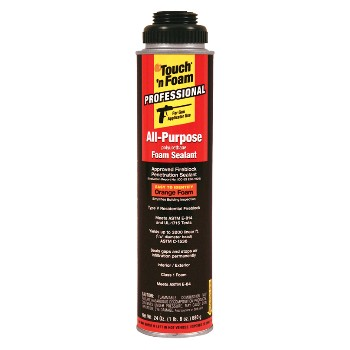 Pro All-Purpose Gun Foam Sealant, 24 oz