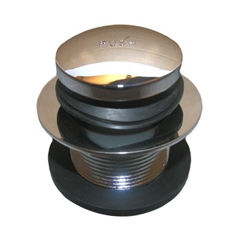 """Larsen 03-4813 Tiptoe Stopper, Zinc 1-1/2"""""""