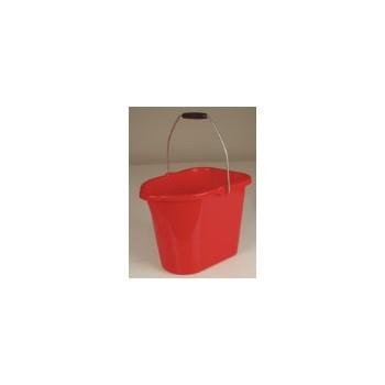 Harper Brush  268 Easy Pour Bucket, Large 17 Quart