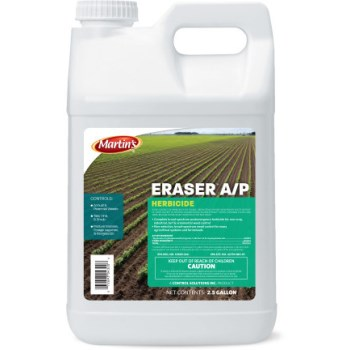 Weed and Grass Killer, 41% Eraser ~ 2.5 Gallon