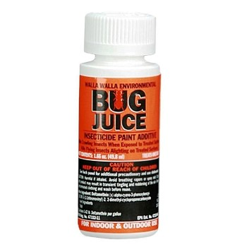 Bug Juice Insecticide Paint Additive ~ 1.66 oz