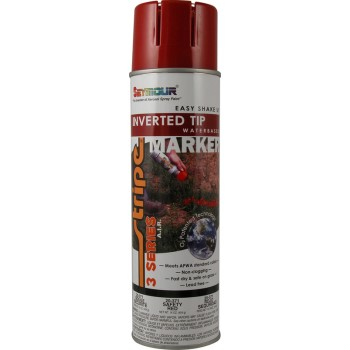 Marking Paint ~ Safety Red