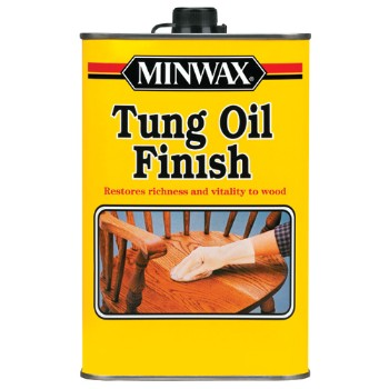 Tung Oil Finish - 1 Pint