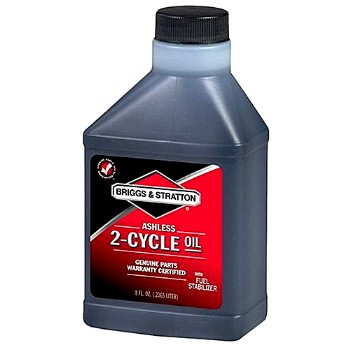 2 Cycle Oil - Ashless, 8 Ounce