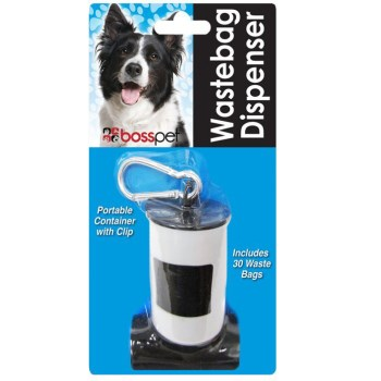 Boss Pet 52113 Dog Waste Bag Dispenser