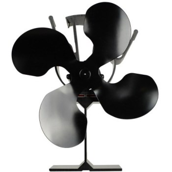 US Stove   MH4 4 Blade Stove Fan