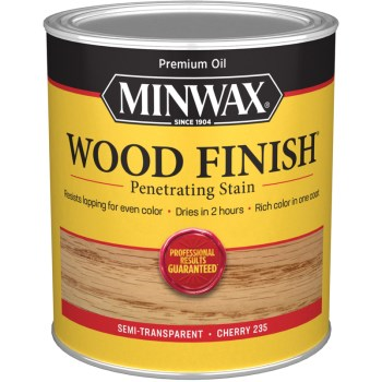 Wood Finish ~ Cherry,  Quart