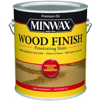 Wood Finish ~ Fruitwood,  Gallon