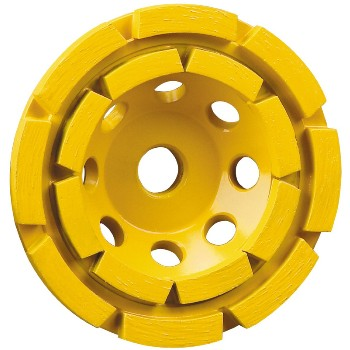 Dw4774 4-1/2 In. Diamnd Cup Wheel Per 1 Ea DW4774