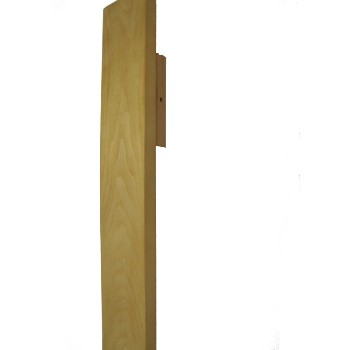 "Vanity Wall Filler Strip, Maplewood ~ 33"" L x 3"" W x 1.5"" D"
