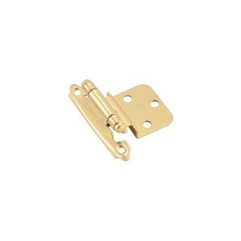 Inset Hinge - Self Closing - 3/8 inch