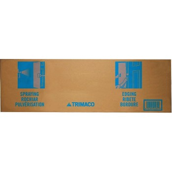 "Spray Shield Cardboard ~ 10"" x 31"""