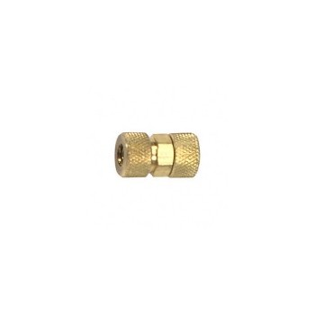 Union - Brass - 1/4 inch