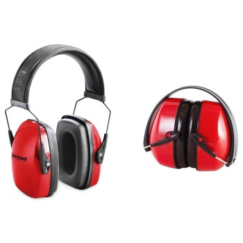 Folding Hearing Protector Earmuffs  ~ NRR  Rating 25