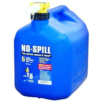 Kerosene Fuel Can, No Spill ~ 5 gallon