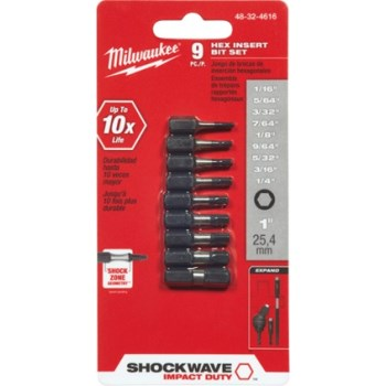 9pc Insert Bit Set