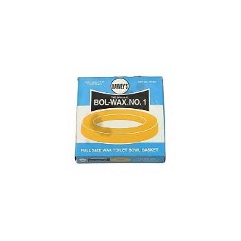 Harveys 007005-48 Standard Wax Toilet Gasket, Bol-Wax #1