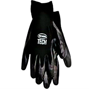 Nylon Shell Foam Gloves - Extra Large