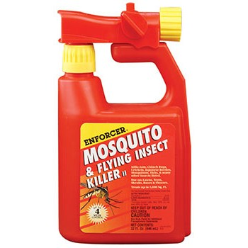 Enforcer/ZEP PFI-32 Mosquito & Flying Insect Killer ~ 32 oz