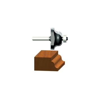 Bosch/Vermont American 23150 Roman Ogee Router Bit - 1/4 inch radius