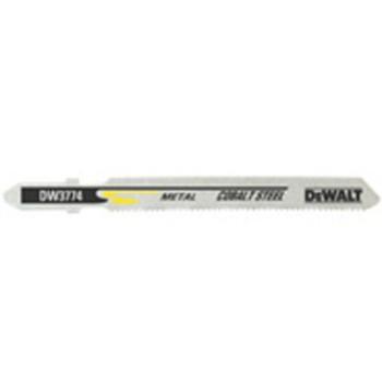 DeWalt DW3776-5 3 inch 24tpi Jig Saw Blade