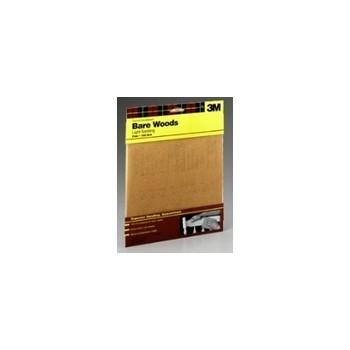 3M 051144090365 Sandpaper - Garnet Mineral - Fine