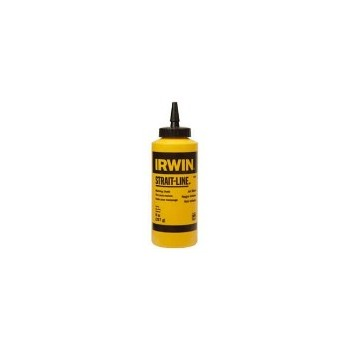 Irwin 64908 Jet Black Chalk ~ 8 oz.