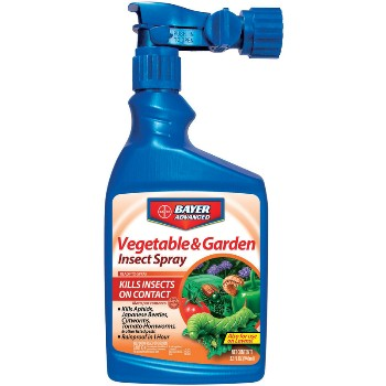 Bayer Advanced By701522a Insect Spray, Ready To Use ~ 32 Oz.