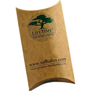 Valhalla Wood Preservatives N5D LifeTime Wood Treatment ~ Makes 5 Gallons Mixed