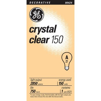 150a/Cl/12 150w Clear