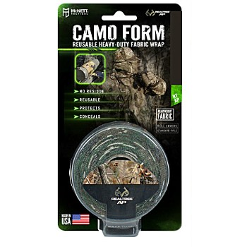 Camo Form Protective Fabric Wrap ~ RealTree AP
