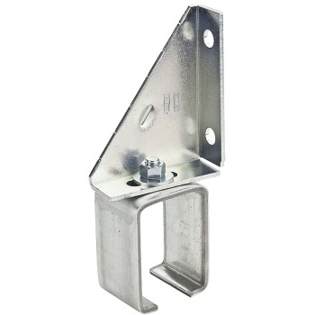 Barn Door Single Box Rail Bracket