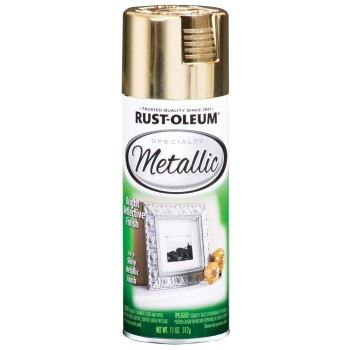 Rust-Oleum Specialty Metallic ~ Gold Spray