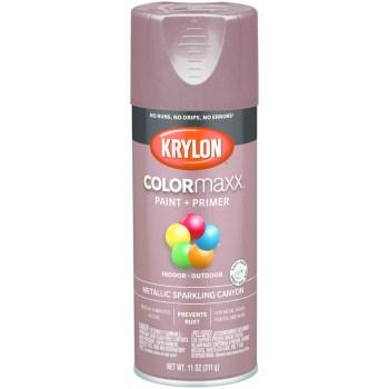 Krylon K05586007 5586 Sp Met Spark Canyon Paint