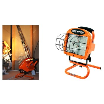 Halogen Portable Work Light ~ 500w