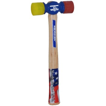 Soft Face Hammer, 12oz.